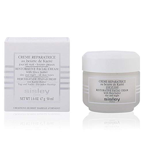 (Sisley Botanical Restorative Facial Cream with Shea Butter, 1.6-Ounce Jar)