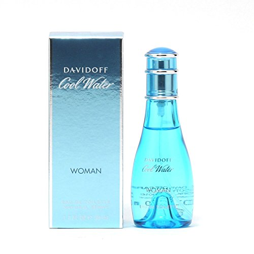 Cool Water Edt Spray 1.7 Oz By Davidoff