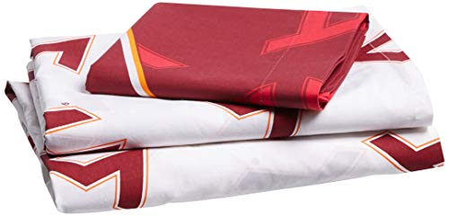 The Northwest Company Officially Licensed NCAA Virginia Tech Hokies Twin Sheet Set