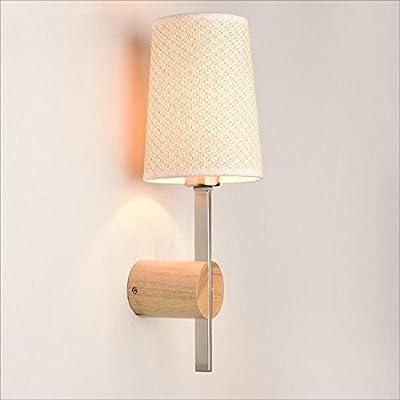 Rfjj Applique Murale Creative Lampe Murale Nuit Lumière Chaude Blanc