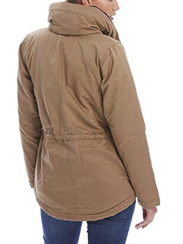 Chaqueta Mujer Kh059 Bench Verde khaki Concise wzEEg