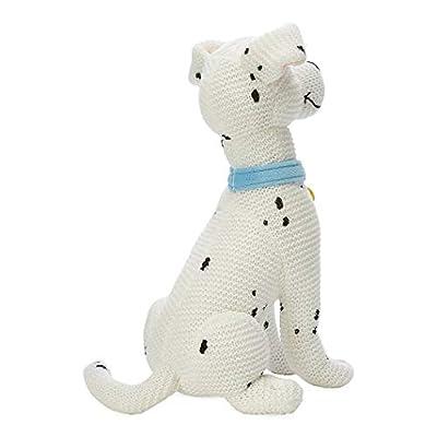 Disney Parks Perdita Knit Plush 101 Dalmatians Medium 11'' Limited Release: Toys & Games