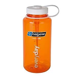 Nalgene Wide Mouth Bottle 32 oz Orange
