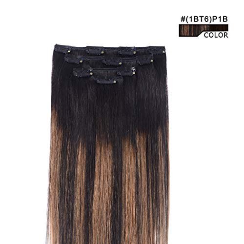 Buy the best clip in human hair extensions