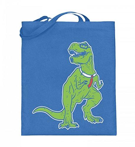 Shirtee XH0SSAI7_XT003_38cm_42cm_5739 - Bolso de tela de algodón para mujer Azul azul 38cm-42cm Azul