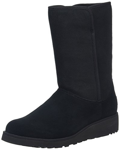 UGG Women's Amie Winter Boot, Black, 8 B US