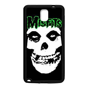 ZXCV Misfits skull Cell Phone Case for Samsung Galaxy Note3
