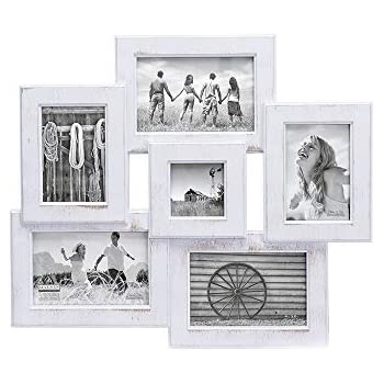 Amazon.com - NICELY HOME Photo Frame Collage - Large Multiple ...