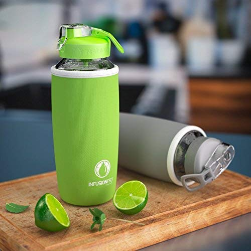 7350b94974 Infusion Pro 32 oz. Fruit Infused Water Bottle with Insulated - Import It  All