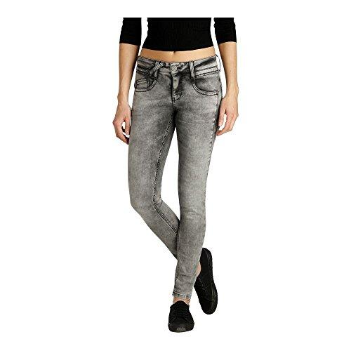 Donna Indiana Jeans Preussen 011 Slim Fritzi grey Aus Grigio xpqEUXX