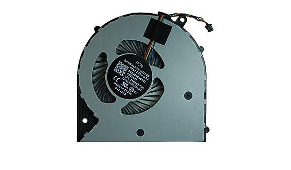 Nerd Herd HP Notebook PC 340 G2 350 G1 350 G2 Ventilador portátil: Amazon.es: Electrónica