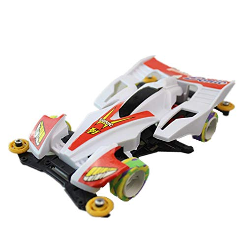 MelysUS Electric Car Children Toy Vehicle Four-Wheel Drive Car Model Educational Toys Play Vehicles