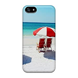 Anti-scratch And Shatterproof Umbrellas Phone Cases For Iphone 5/5s/ High Quality Cases