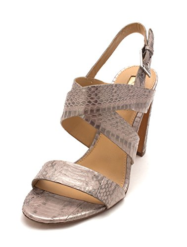 Snake Womens Open Casual Lauren Lauren Kaila Scale by Toe Leather Slingback Sandals Ralph Belly twqPfp