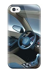 Iphone 4/4s Case Slim [ultra Fit] Audi Inside Cars Audi Protective Case Cover