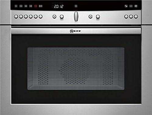 Neff C57W40N3 - Microondas (1220W, 220-240V, 50 Hz, 59,5 cm, 56,3 ...