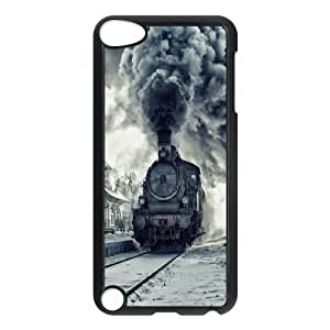 Old Train Ipod Touch 5 Case, [Black]