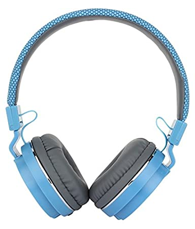 Corseca Wired Headset  Multicolor  On Ear Headphones