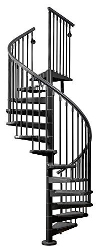 Spiral Stair Handrails - 2