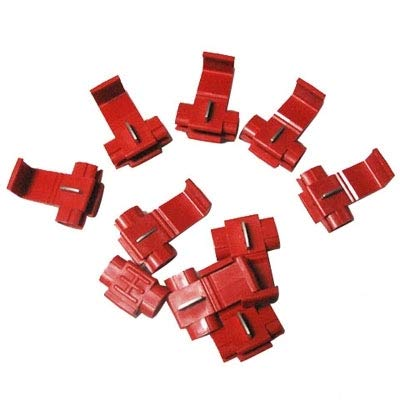 0.3-0.7mm Adapt to Line Diameter Cables /& Accessories 100 PCS Cable Clip