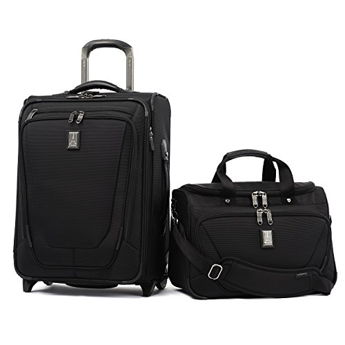 Travelpro Crew 11 2 Piece Set (20' Bus Plus Rollaboard and Deluxe Tote)