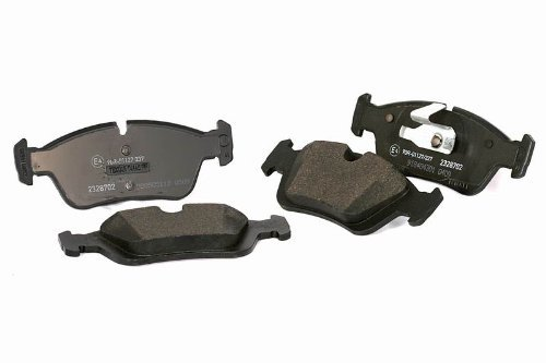 BMW OEM Textar Front Brake Pads for Z3, Z4, E36 & E46 3 Series Sedan & Coupe & Convertible & Touring & Compact