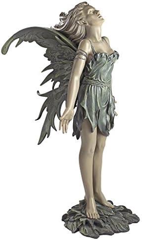 Design Toscano CL4571 Spirit of The Wind Fairy Outdoor Garden Statue