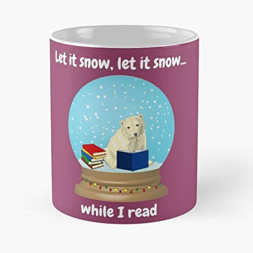 Polar Bear Snow Globe Christmas Decorations -funny Present For My Greatest Boss Male Or Female, Men, Women, Great Office Gift Mugs, Birthday, Leaving, Bold, Cup, 11 ()