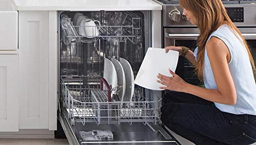 Blomberg DW51600SS 24 Inch Built In Dishwasher with 6 Wash Cycles in Stainless Steel 14 Place Settings