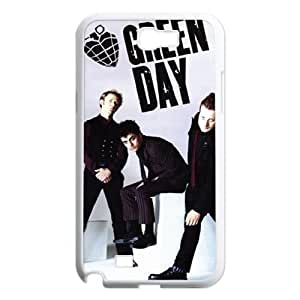 Hjqi - Personalized Green day Phone Case, Green day DIY Case for Samsung Galaxy Note 2 N7100