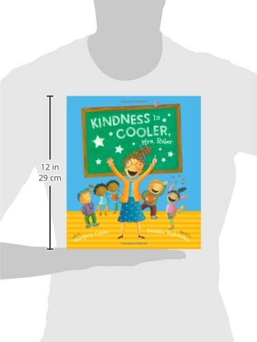 Kindness Is Cooler, Mrs. Ruler by Simon & Schuster Books for Young Readers (Image #2)