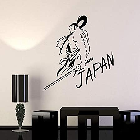 Ajcwhml Kendo Sticker Samurai Decal Japan Ninja Poster Vinyl ...