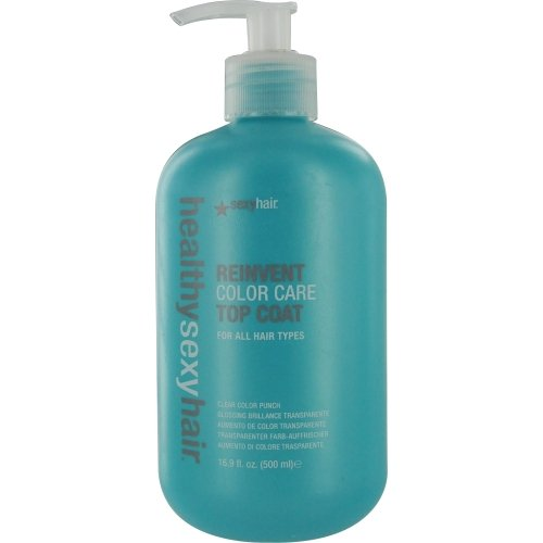 Sexy Hair Reinvent Color Care Top Coat for All Hair Types, 16.9 ()