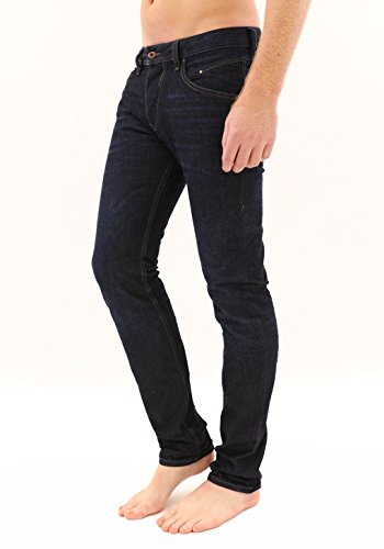 Diesel Embroidered Jeans - 5
