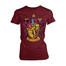 Harry Potter Gryffindor House Women's Red T-shirt