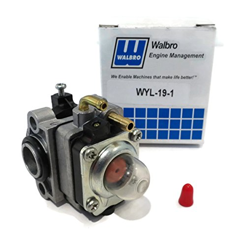 OEM Walbro CARBURETOR Carb WYL-19 Shindaiwa T230 T230X T230XR_EMC / 20016-81021