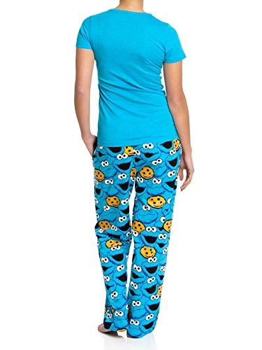 Sesame Street - Pijama - para mujer lange Hose