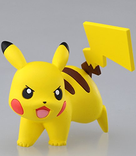 Pocket-Monsters-Collection-Mc070-Pikachu-Battle-Pose