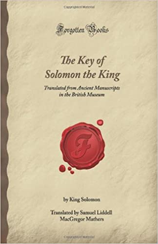Amazon The Key Of Solomon The King Translated From Ancient