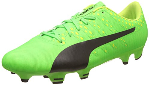 01 safety Vert Evopower Vigor Yellow Football Hommes gecko Chaussures 4 Fg De Puma puma Noir 1x7HH68w
