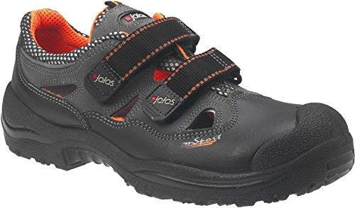 Ejendals 3400A-37taglia 37JALAS 3400a Monza Sport Sandali da lavoro, colore: nero/arancione