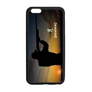 Qezi Fashion Men Shooting Browning Cutter Logo iPhone 6plus 5.5 by mcsharks