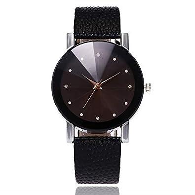 Amazon.com: Women Watch Luxury Brand Casual Simple Quartz ...
