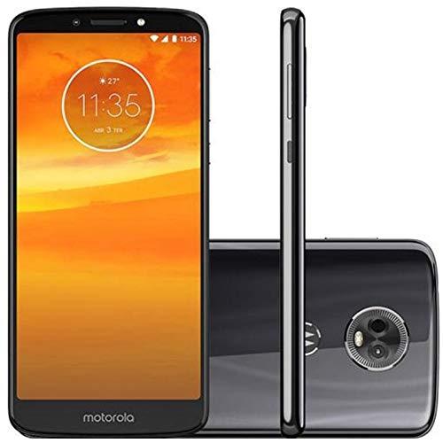 "Motorola Moto E5 Plus XT1924-4 16GB, 6"", Dual Sim, 2GB RAM, GSM Unlocked International Model, No Warranty (Grey)"