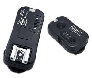 Pixel TF-362 Pawn - Mando para flash y obturador 3 en 1 para cámaras Nikon