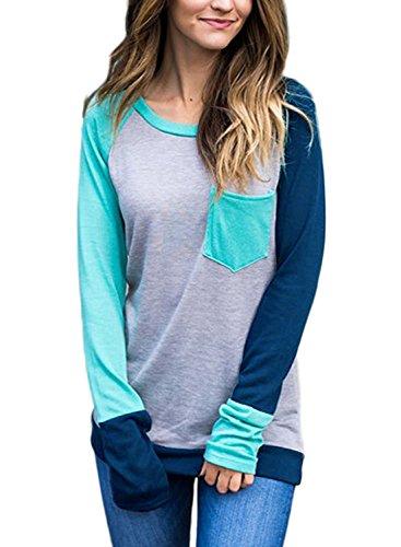 color block shirt - 3