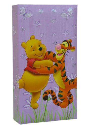 (Large Purple Disney Winnie the Pooh Photo Album Book )