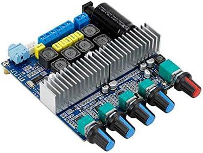 Generisch Bluetooth Audio Verst/ärkerplatine Subwoofer Verst/ärkerplatine Audio Leistungsverst/ärkerplatine Bluetooth Verst/ärker Zweikanal Stereo Verst/ärker DIY Modul High Power