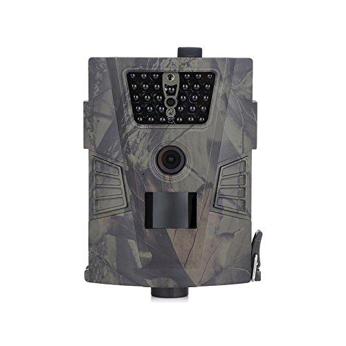 SODIAL HT -001 fauna animales del bosque de caza Ourdoor camara digital dispositivo de seguimiento de camara de la caza