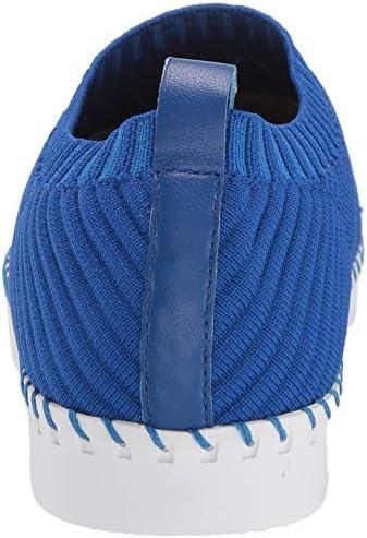 J.Renee Donnia Baskets légères en Tricot pour Femme, Bleu (Bleu Marine), 38.5 EU